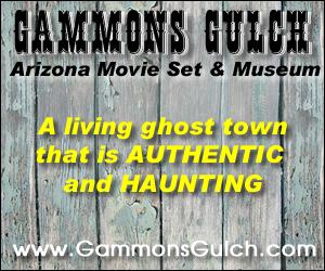 Gammons Gulch Arizona Movie Set and Museum