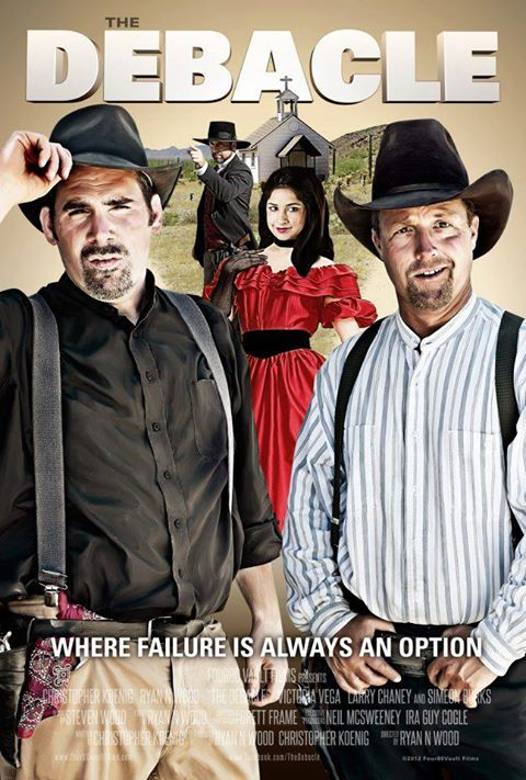 Filmed at Gammons Gulch Arizona Movie Set and Museum The Debacle