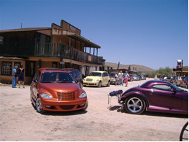 The Southern Arizona PT Cruiser and Prowler Club